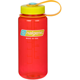 Nalgene Everyday Wide Neck Drinking Bottle 500ml, pomegranate
